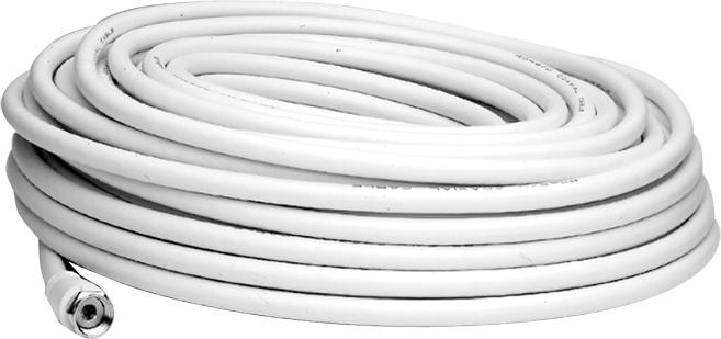 Kabel Technisat Antenowe 5m biały (CEHD5(5M+WTYKIF)) 1