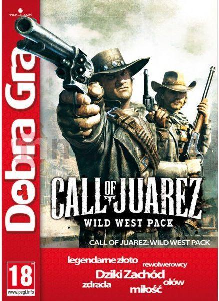 Call of Juarez Wild West Pack (Call of Juarez + Call of Juarez: Więzy Krwi) 1