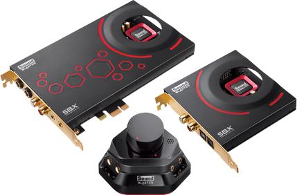 Karta dźwiękowa Creative Sound Blaster ZxR (70SB151000001) 1