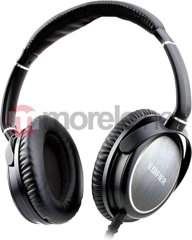 Słuchawki Edifier H850 Czarny 1