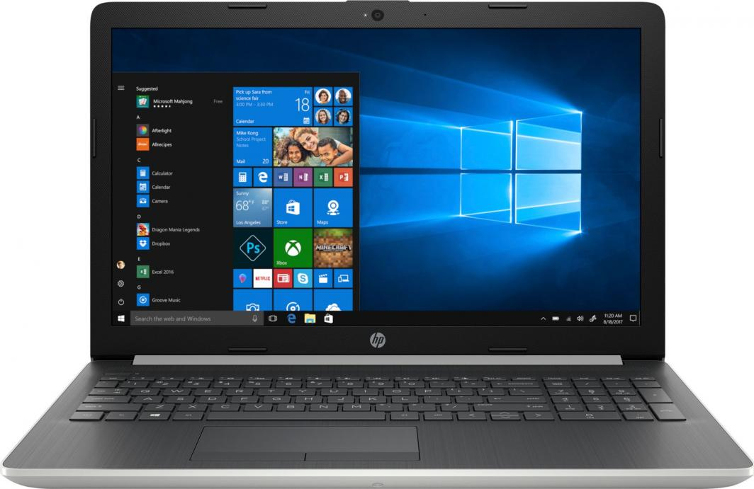 Laptop HP 15-da0012nw (4TY33EA) 1