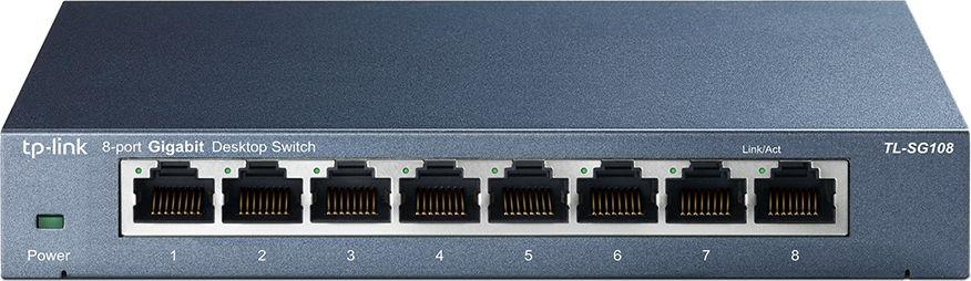 Switch TP-Link TL-SG108 1