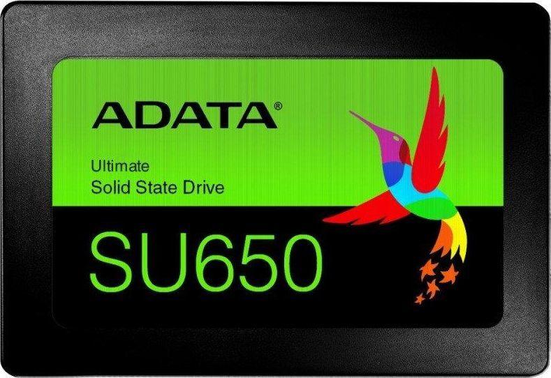 "Dysk SSD ADATA Ultimate SU650 960 GB 2.5"" SATA III (ASU650SS-960GT-R) 1"