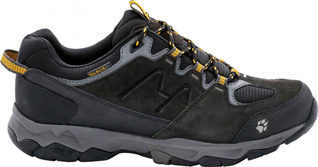 gorąca sprzedaż online duża zniżka tani Jack Wolfskin Buty trekkingowe męskie Mtn Attack 6 Texapore Low Burly  Yellow r. 44 ID produktu: 5555092
