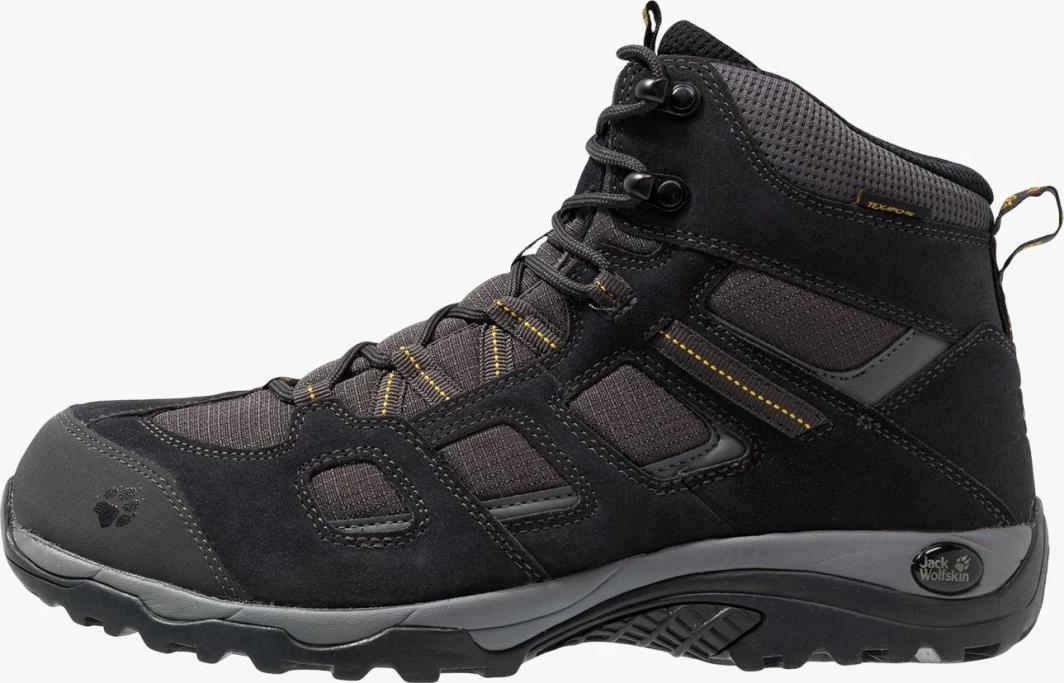 buty do biegania zasznurować kupować Jack Wolfskin Buty męskie Vojo Hike 2 Texapore Mid Phantom r. 42 ID  produktu: 5555098