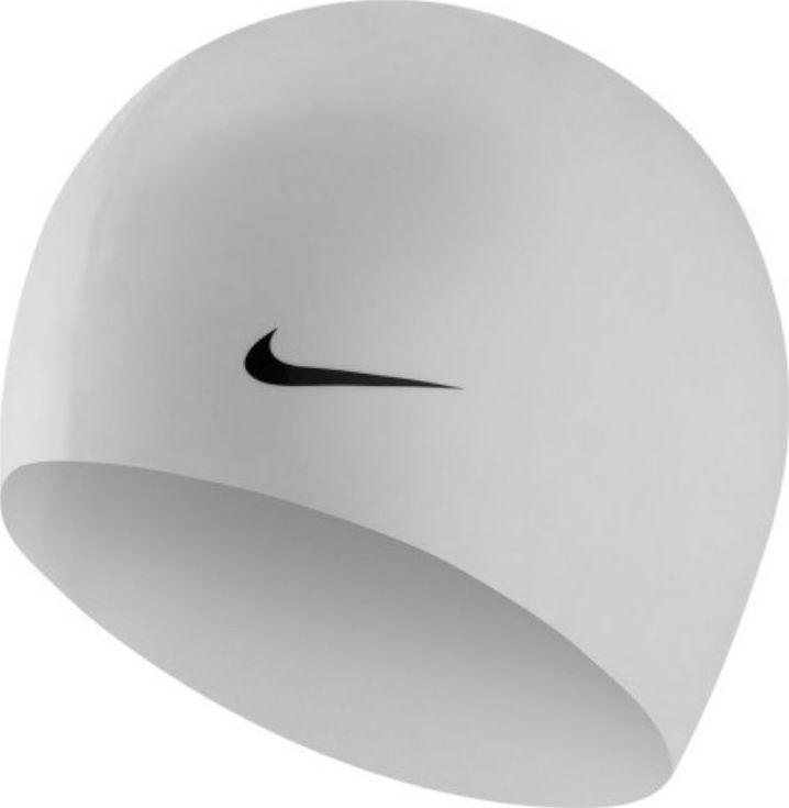 Nike Czepek Solid Silicone white (93060 100) 1