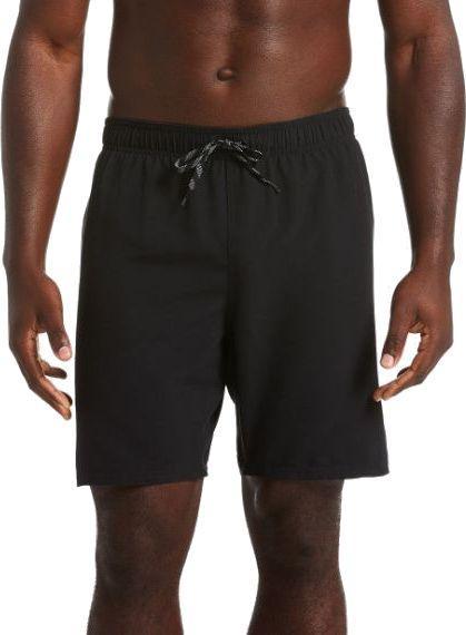 f8b07d2bcea313 Nike Szorty męskie Solid black r. XXL w Sklep-presto.pl