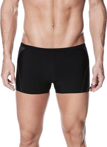 Nike Kąpielówki męskie Poly Solid Square Leg black r. 90 (TESS0053 001) 1