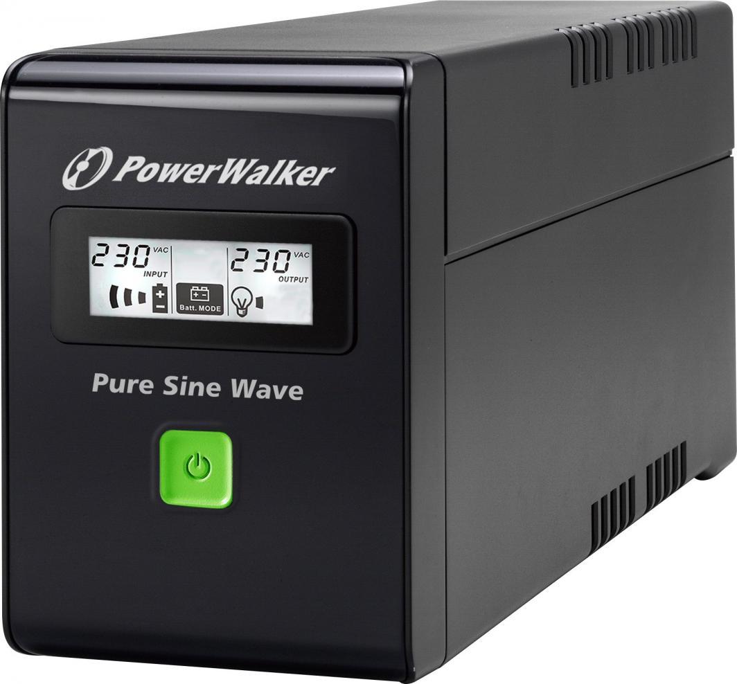 UPS PowerWalker VI 600 SW (10120061) 1