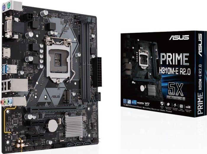 Płyta główna Asus PRIME H310M-E R2.0 1