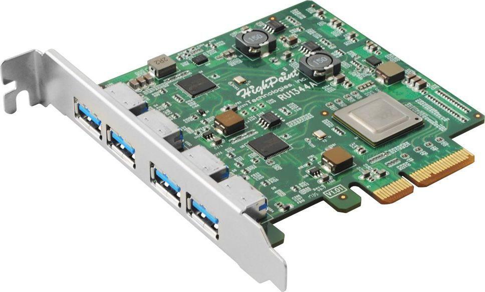 Kontroler Highpoint HighPoint RocketU 1344A 1