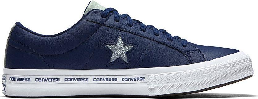 Converse Trampki męskie One Star 159722C granatowe r. 43 ID produktu: 5573588