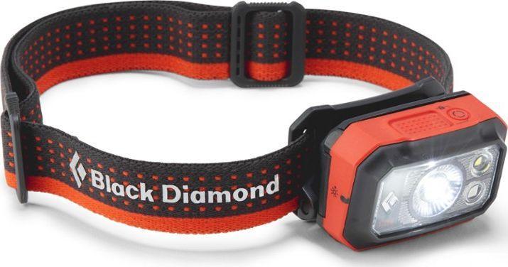 Latarka czołowa Black Diamond Storm Black Archiwum Produktów