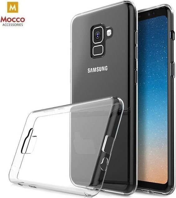 Mocco Apsauginis dėklas Mocco Ultra Back, Samsung J330 Galaxy J3 (2017) 1