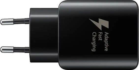 Ładowarka Samsung Travel Adapter (25W AFC) Black EP-TA300CBEGWW 1