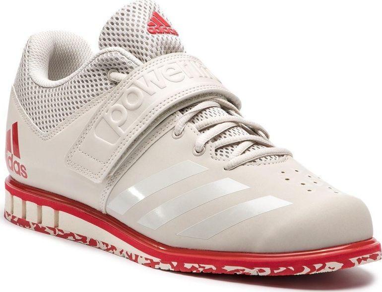 Adidas Buty treningowe Powerlift.3.1 CQ1773 białe, rozmiar 40 23 ID produktu: 5612184