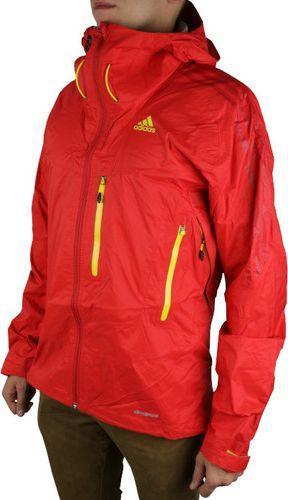 880ce9e4065be Adidas Kurtka męska Terrex Swift 2.5 L Storm Jacket Z08185 - czerwona,  rozmiar 56 w Sklep-presto.pl