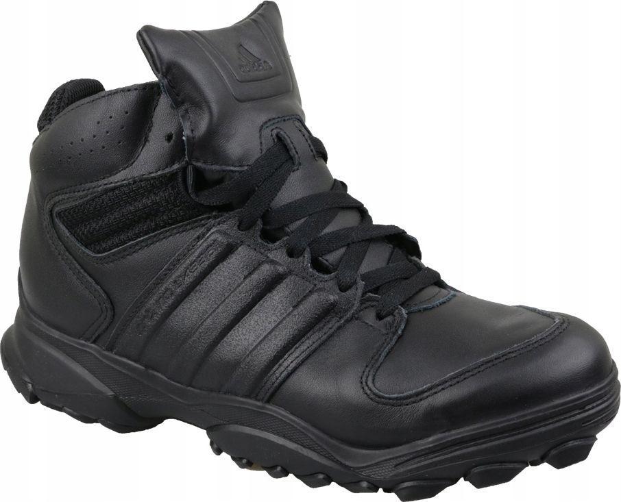 Adidas Buty męskie Gsg-9.4 U43381 - czarne, rozmiar 42 2/3 1