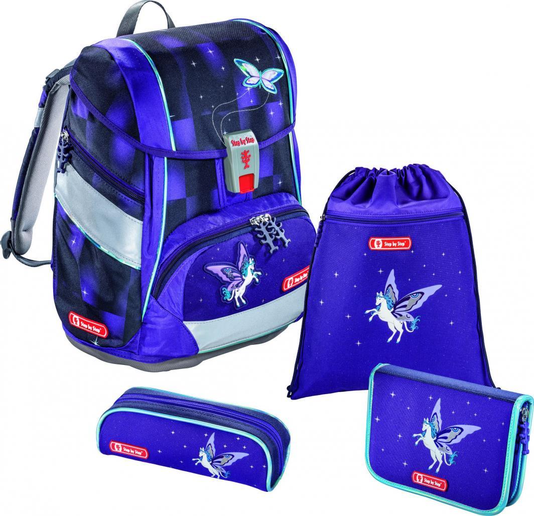 Step by Step Zestaw szkolny 2w1 Pegasus Dream 4 el. (129845) 1