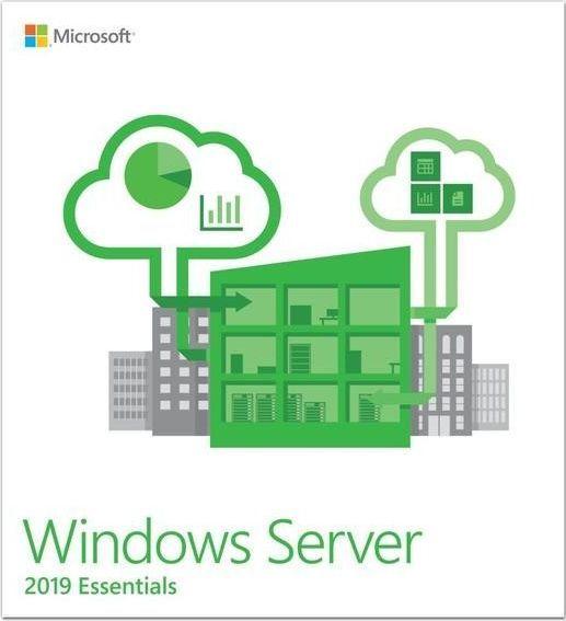 Microsoft Windows Server 2019 Essentials 64Bit 2CPU PL OEM (G3S-01306) 1