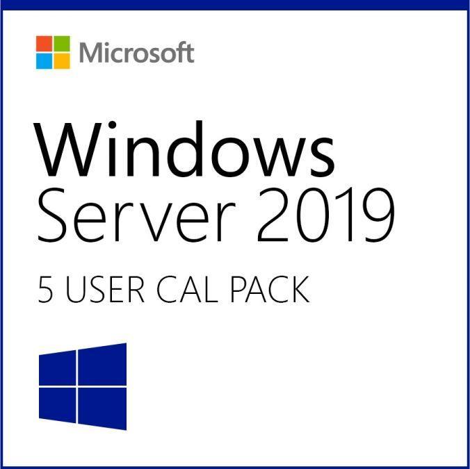 Microsoft Windows Server 2019 5 CAL PL User (R18-05874)  1