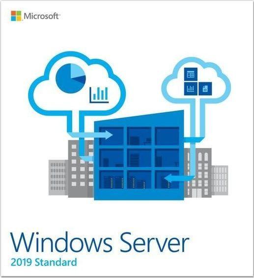 Microsoft Windows Server 2019 Standard PL OEM (P73-07795) 1