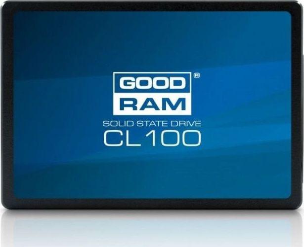 """Dysk SSD GoodRam CL100 120 GB 2.5"""" SATA III (SSDPR-CL100-120-G2) 1"""