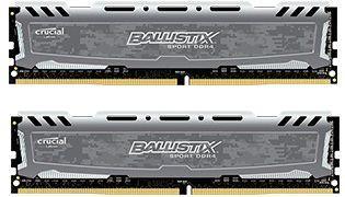 Pamięć Crucial Ballistix Sport LT, DDR4, 16 GB, 2666MHz, CL16 (BLS2K8G4D26BFSBK) 1