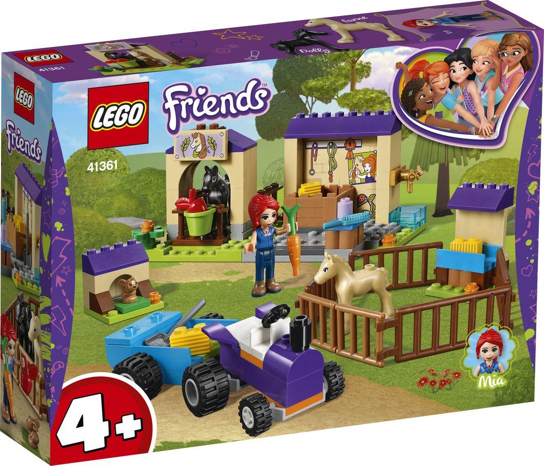 Lego Friends Stajnia Ze źrebakami Mii 41361 W Hulahoppl