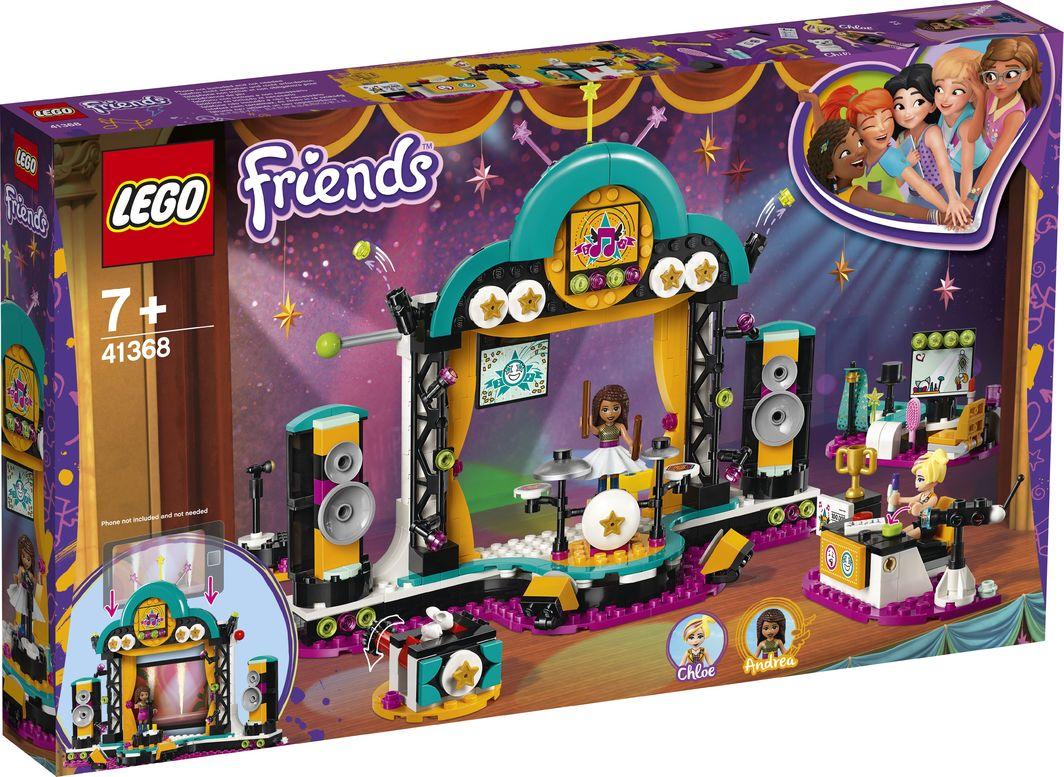 LEGO Friends Konkurs talentów Andrei (41368) 1