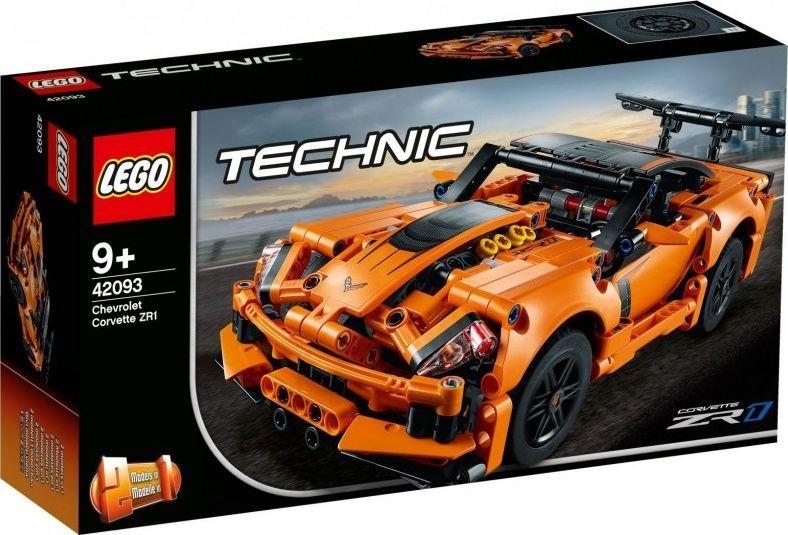 LEGO Technic Chevrolet Corvette ZR1 (42093) 1