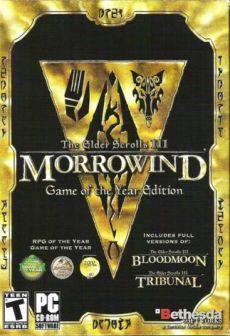 The Elder Scrolls III Morrowind GOTY EU Steam CD Key 1