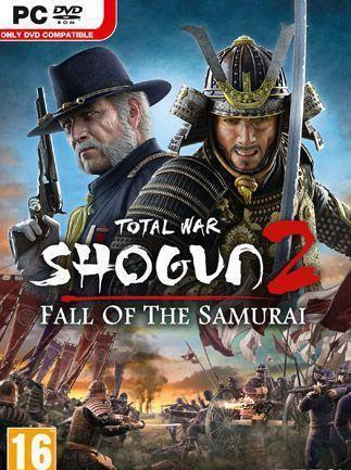 Total War Shogun 2: Fall of the Samurai Steam Gift 1