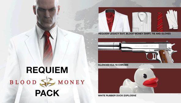HITMAN: Blood Money Requiem Pack 1