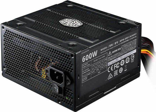 Zasilacz Cooler Master Elite V3 600W (MPW-6001-ACABN1-EU) 1