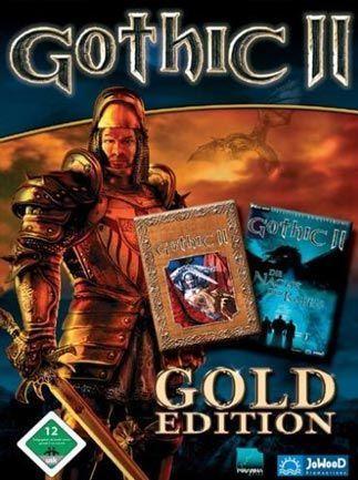 Gothic II: Gold Edition PC, wersja cyfrowa 1