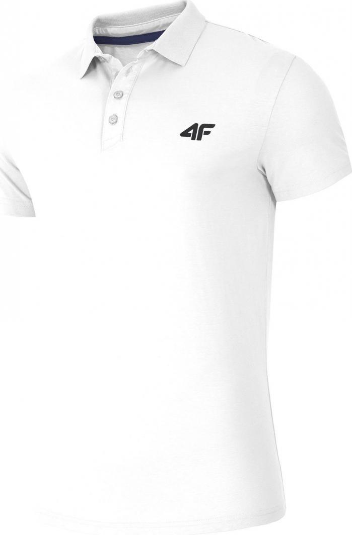 fd088dfc9 4f T-shirt męski H4L19-TSM023 biały r. XXL w Sklep-presto.pl