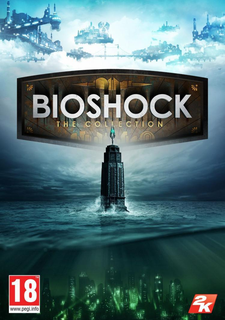 BioShock: The Collection, ESD 1