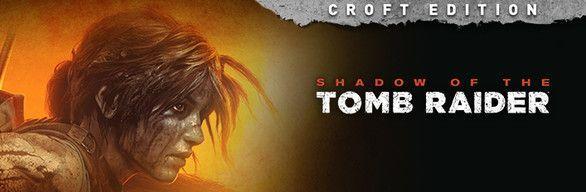 Shadow of the Tomb Raider Croft Edition PC, wersja cyfrowa 1