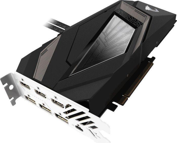 Karta graficzna Gigabyte AORUS GeForce RTX 2080 XTREME WATERFORCE, 8GB GDDR6 (GV-N2080AORUS X W-8GC) 1