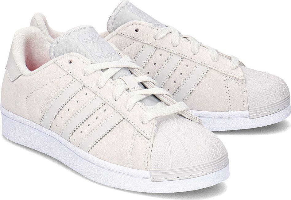 Adidas Buty damskie Superstar W beżowe r. 41 13 (CP9893) ID produktu: 5621989