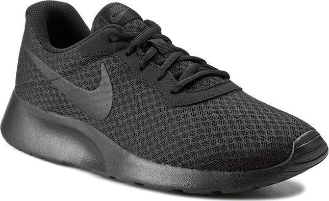 Nike Buty męskie Tanjun czarne r. 45.5 (812654 001) w Sklep presto.pl