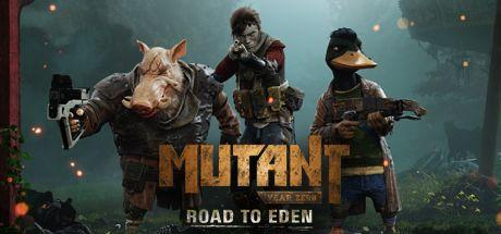 Mutant Year Zero: Road to Eden PC, wersja cyfrowa 1