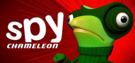 Spy Chameleon - RGB Agent 1