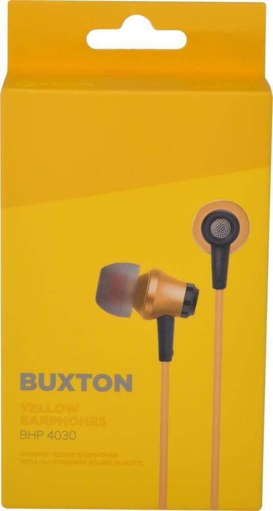 Słuchawki Sencor Yellow BUXTON BHP 4030 1