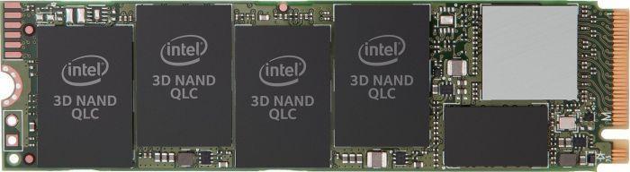 Dysk SSD Intel 660P 1 TB M.2 2280 PCI-E x4 Gen3 NVMe (SSDPEKNW010T8X1) 1