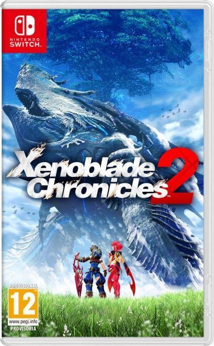 Xenoblade Chronicles 2 Nintendo Switch 1