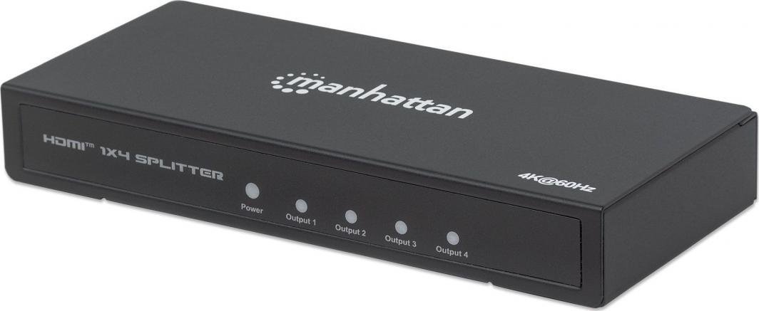 Manhattan Splitter HDMI (207805) 1