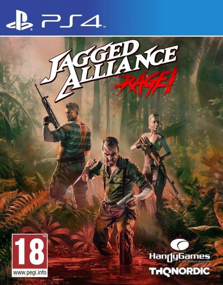 Jagged Alliance Rage-9120080072467 PS4 1