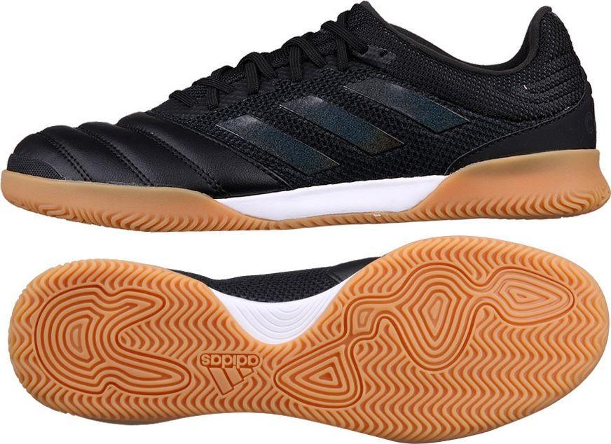 Adidas Buty piłkarskie Copa 19.3 IN SALA czarne r. 43 13 (D98066) ID produktu: 5629091